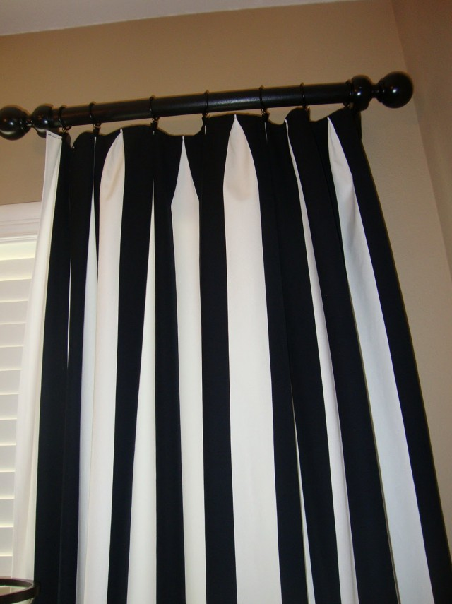 Black And White Curtains Ikea