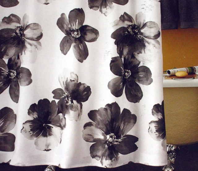 Black And White Curtains Target