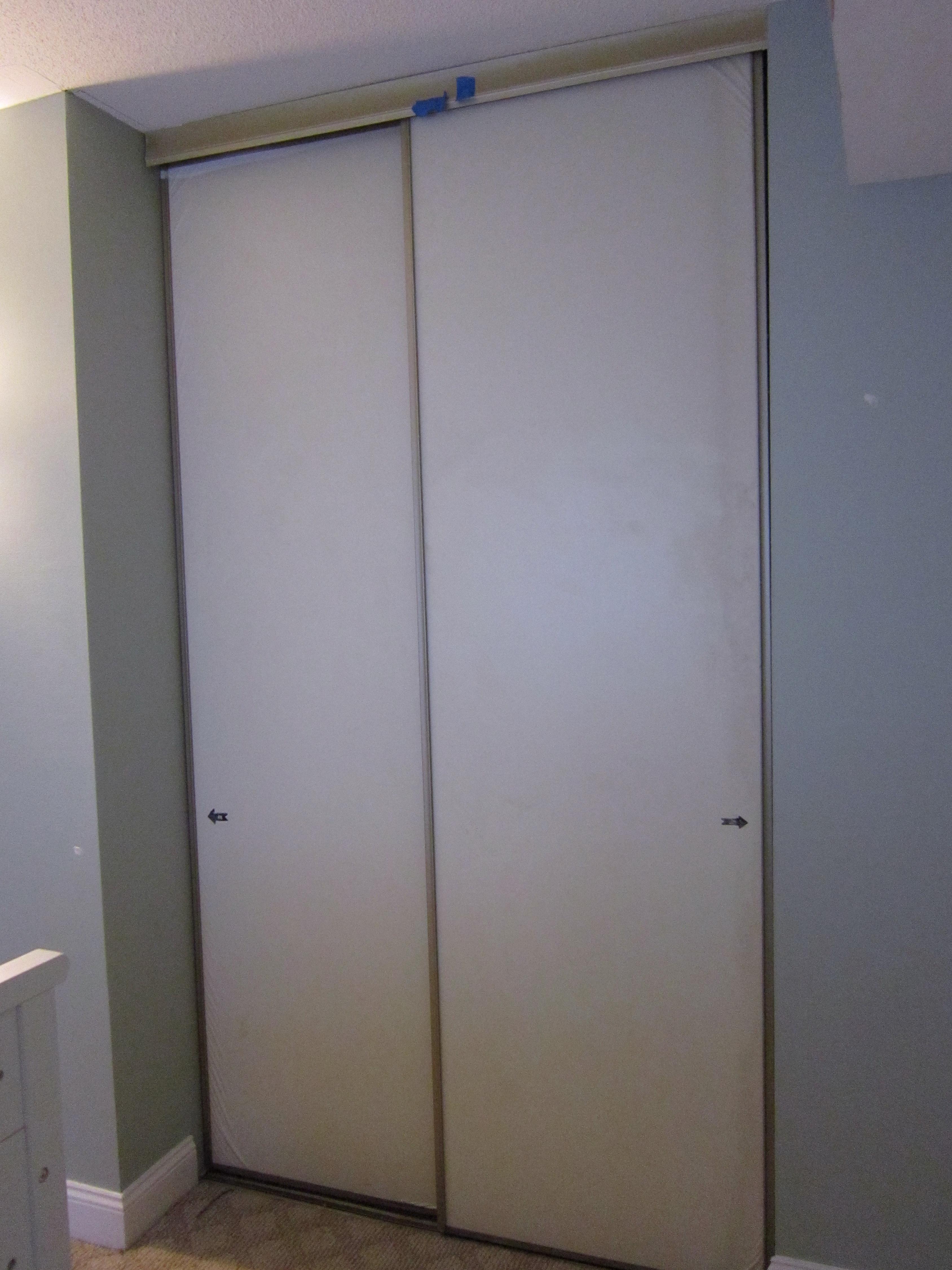 Bypass Closet Door Hardware Home Depot