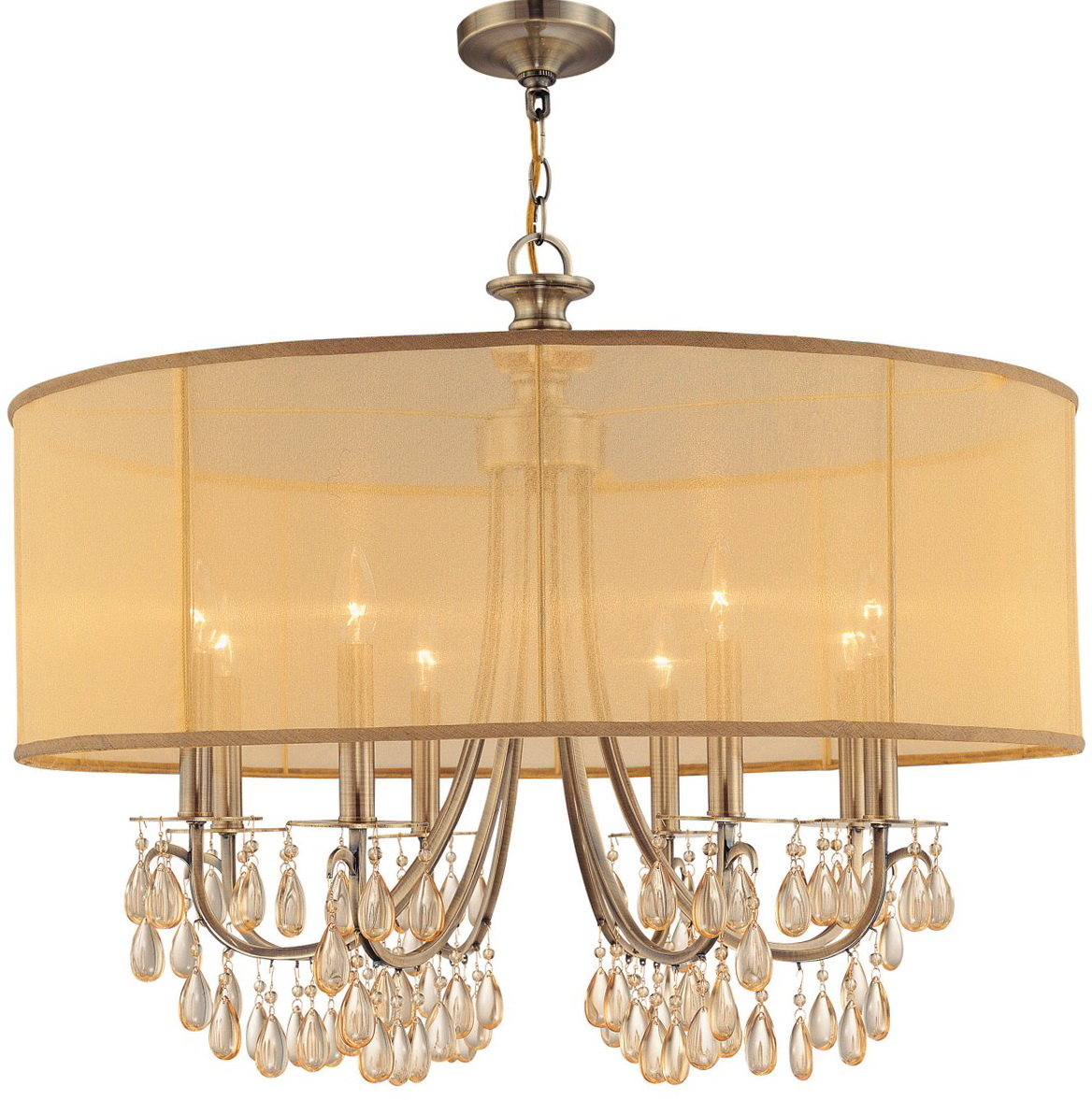 chandelier drum shades cheap home design ideas