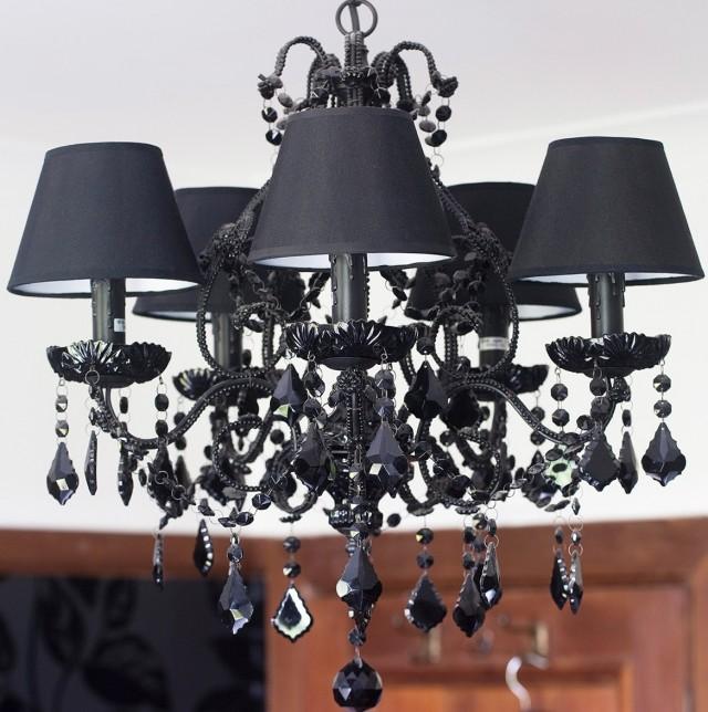 Cheap Black Chandelier For Bedroom