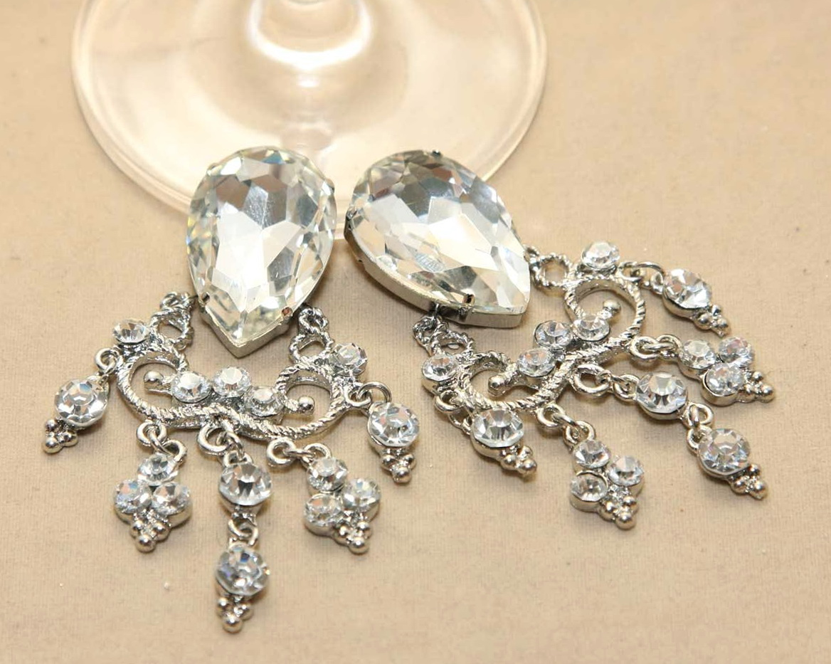 Cheap Chandelier Earrings Wedding