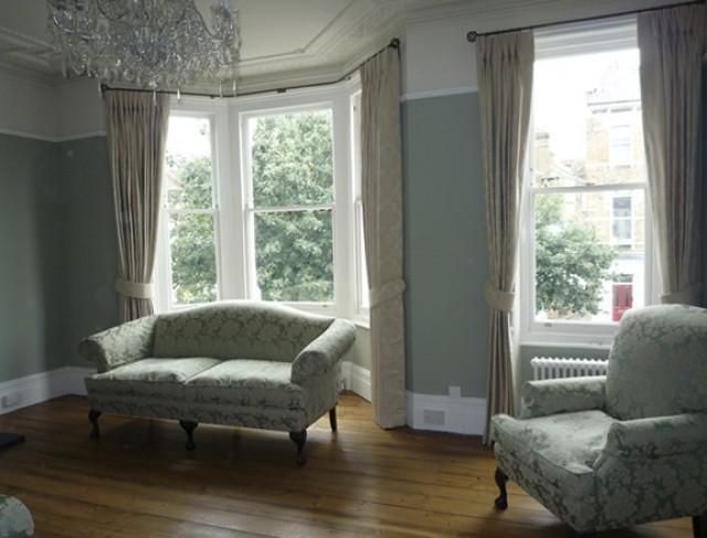 Corner Curtain Rod Lowes