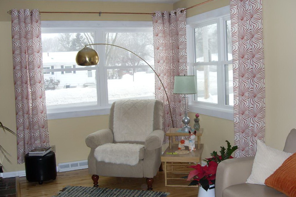 Corner Curtain Rod Target Home Design Ideas