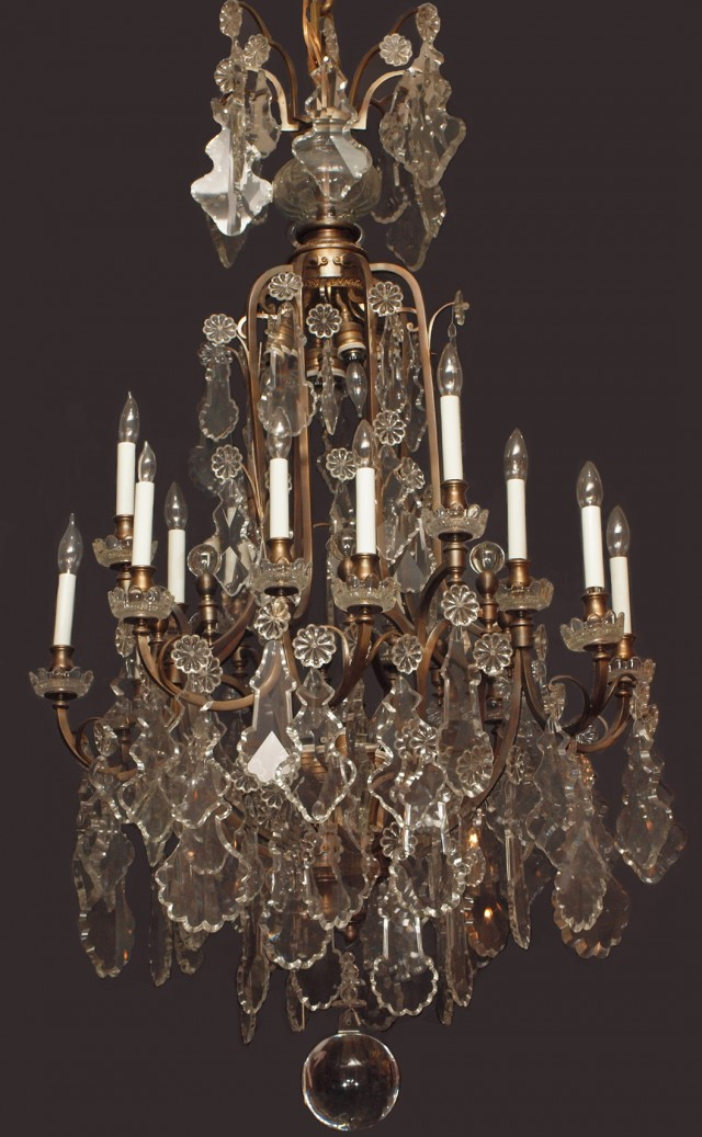 Crystals For Chandeliers For Sale