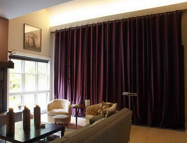 Curtain Rods For Long Windows