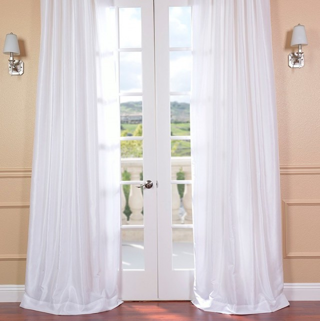Curtains For French Doors Walmart