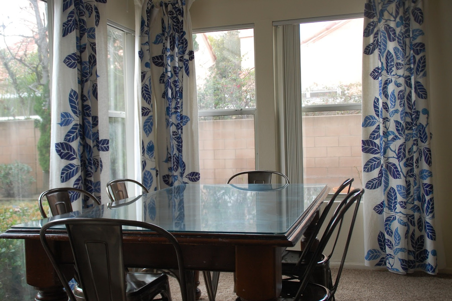 Curtains For Living Room And Dining Room