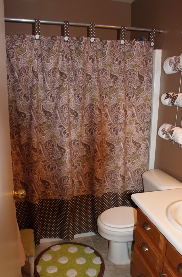 Custom Shower Curtains Photo