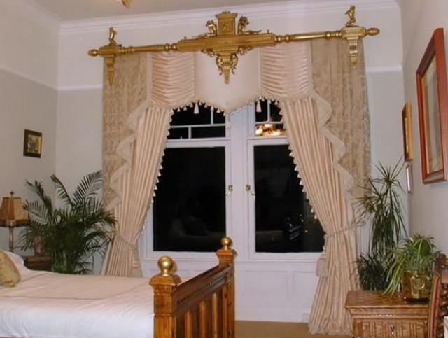Decorative Curtain Rods Ideas