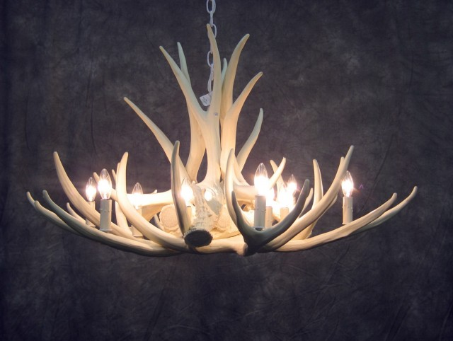 Deer Antler Chandelier For Sale