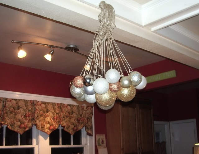 Diy Kitchen Chandelier Ideas