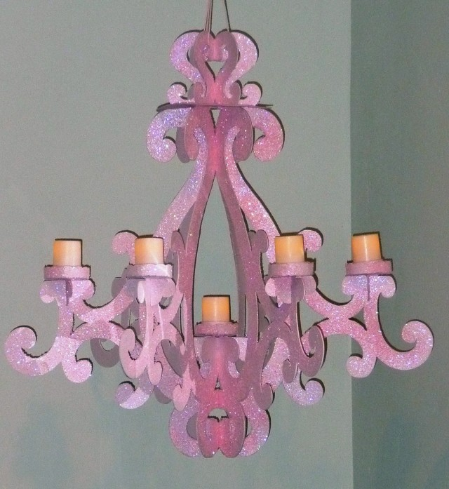 Diy Paper Chandelier Ideas