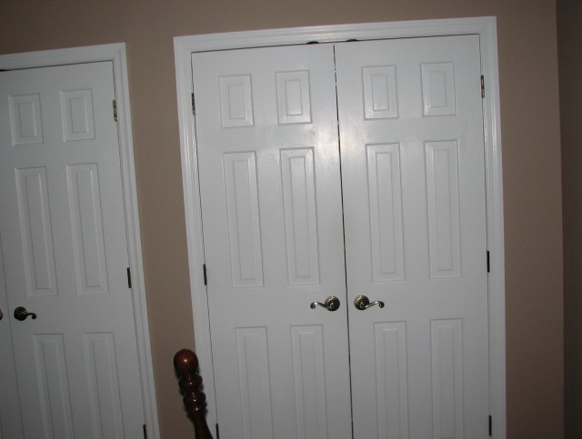 Double Door Closet Doors