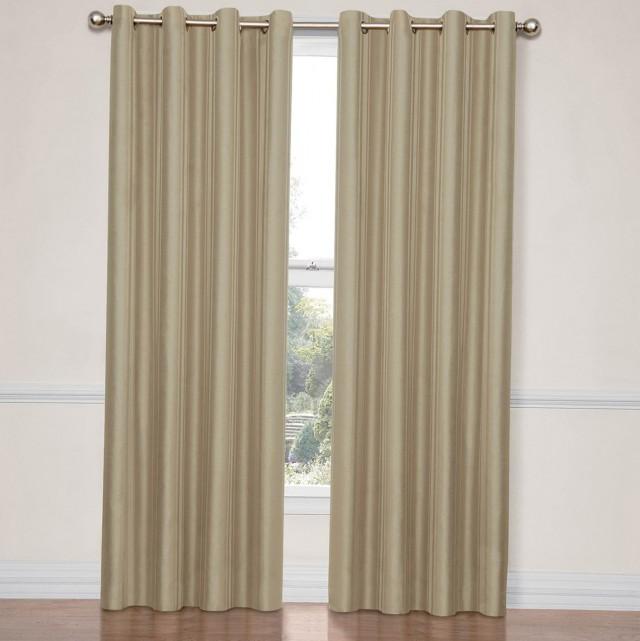 Eclipse Blackout Curtains Grommet