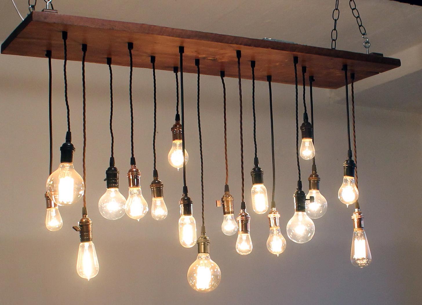 Edison Bulb Chandelier Canada Home Design Ideas
