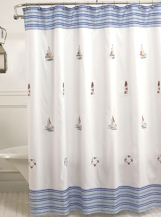 Embroidered Fabric For Curtains