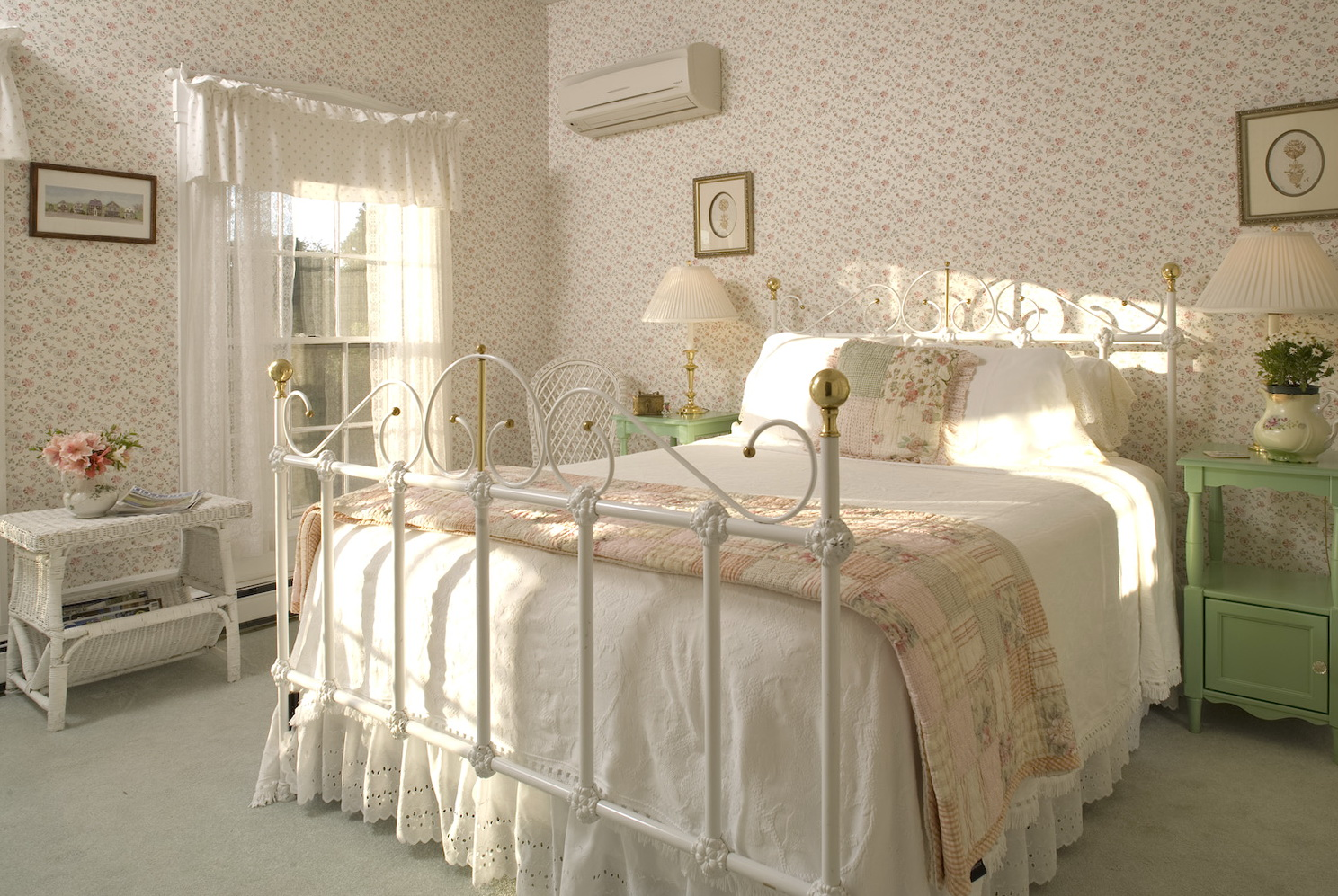 English Country Style Curtains