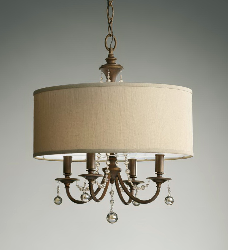 Extra Large Drum Shade Chandelier Home Design Ideas