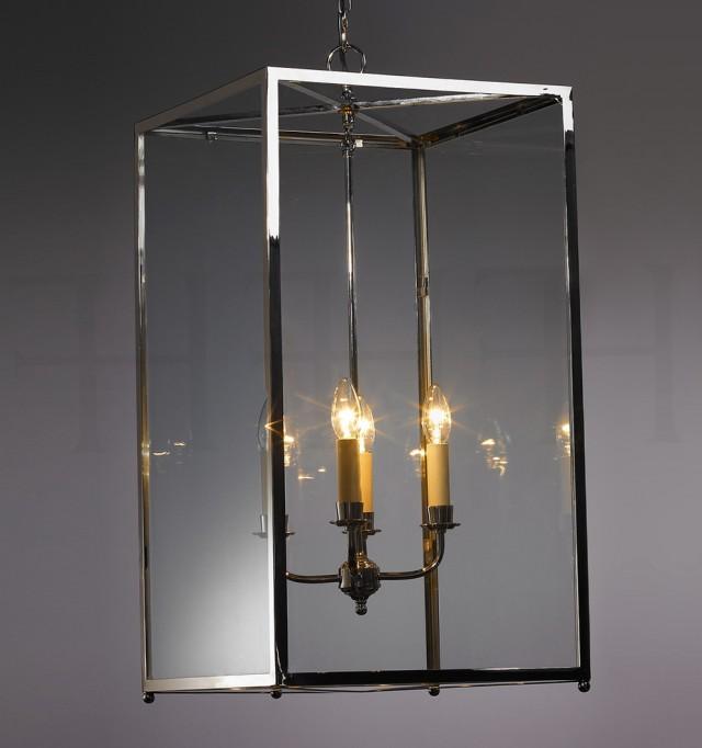 Extra Large Lantern Chandelier