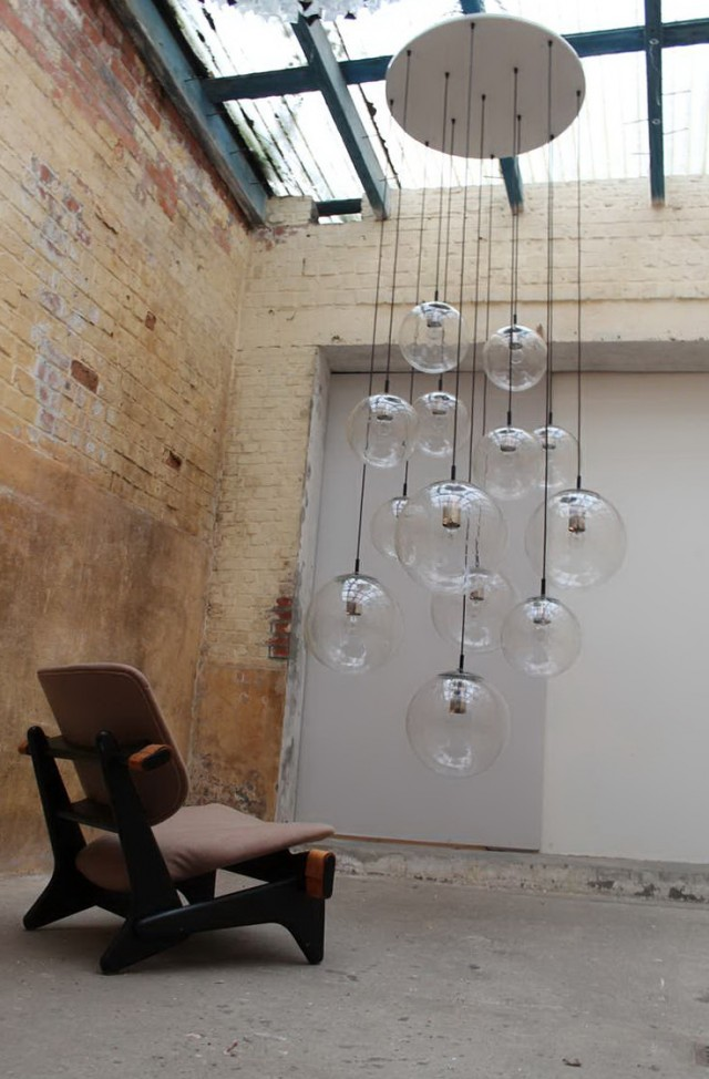Extra Large Modern Chandeliers