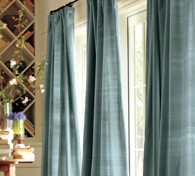 Extra Long Blackout Curtains