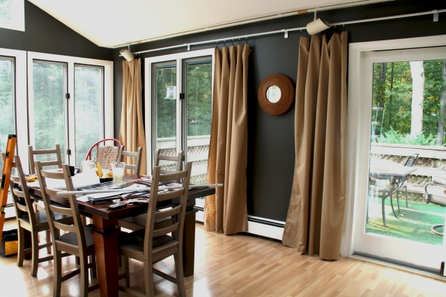 Extra Wide Curtains Panels
