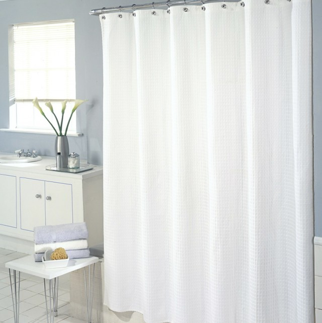 Fabric Shower Curtains Cheap