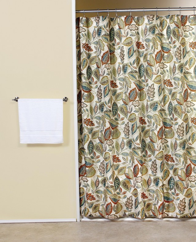Fabric Shower Curtains Canada