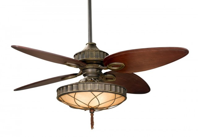 Fan With Chandelier Light Kit