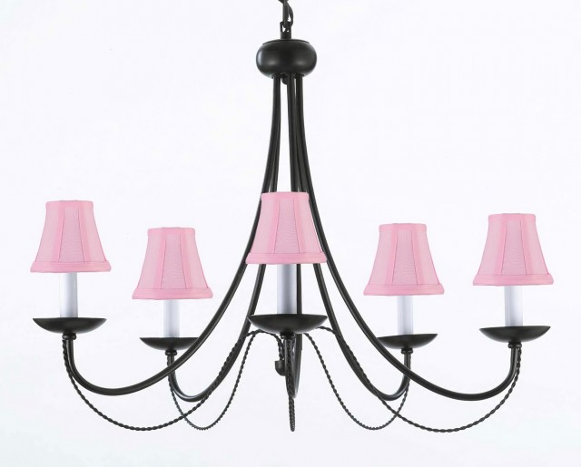 Faux Candle Chandelier Parts