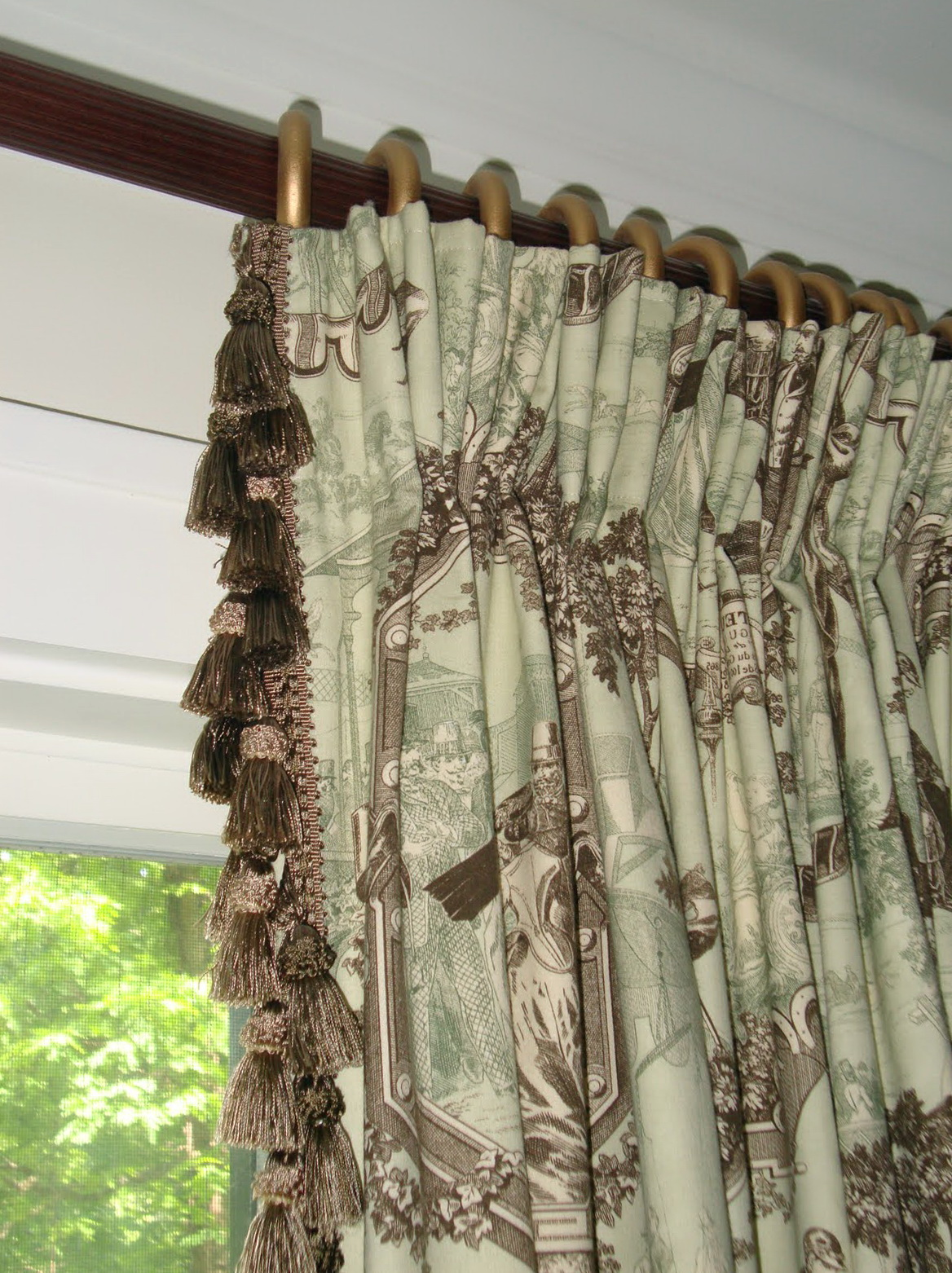 French Country Style Curtains