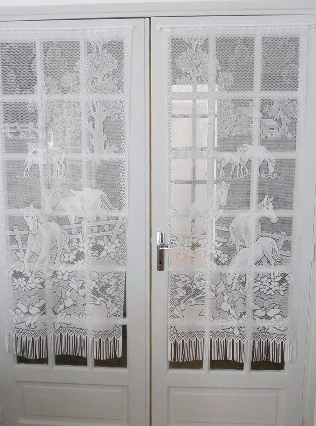 French Door Curtains Uk