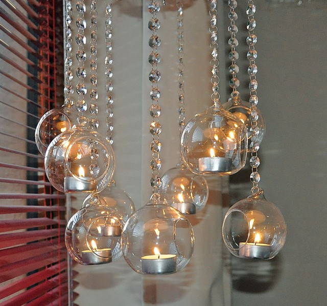 Glass Bubble Chandelier Etsy