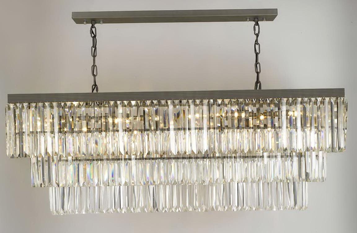 khazana htm leaf chandelier in hutton adeline rectangular crystal p gold home the ihtn