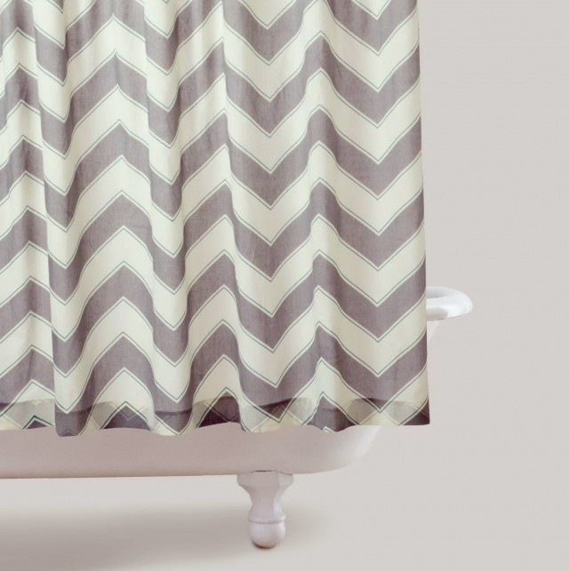 pink and white striped shower curtain. Gray And White Striped Shower Curtains Pink  Home Design Ideas