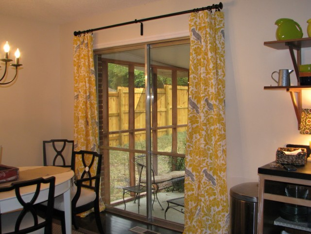 Gray And Yellow Curtains Target