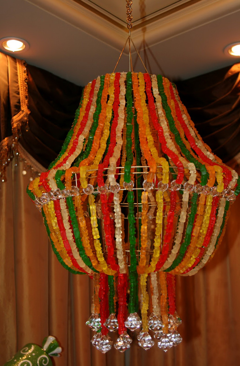 Gummy bear chandelier for sale home design ideas gummy bear chandelier for sale arubaitofo Image collections