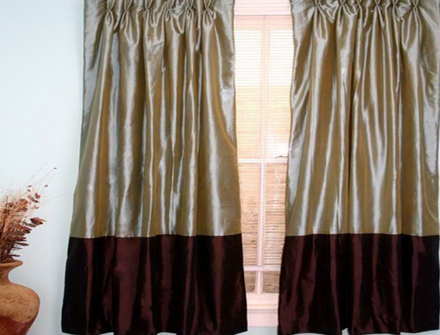 Half Door Panel Curtains