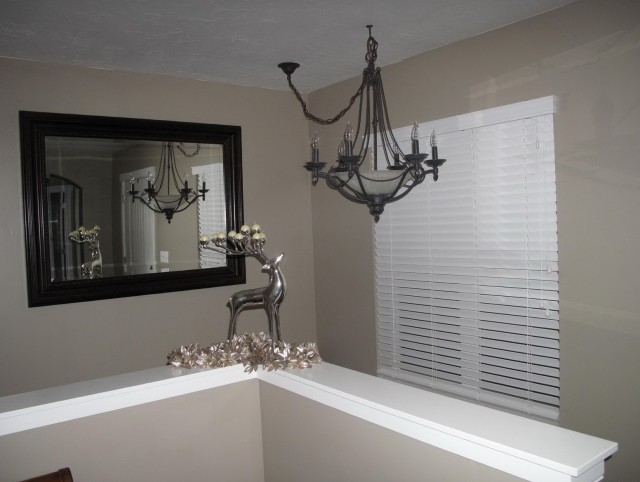 Hanging A Chandelier With Hook