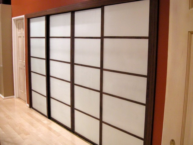 Hanging Sliding Closet Doors Home Depot