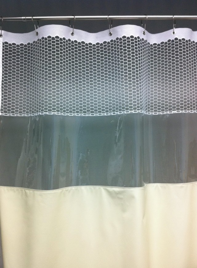 Hotel Shower Curtains With Window