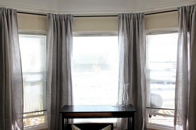 Ikea Blackout Curtains Grey
