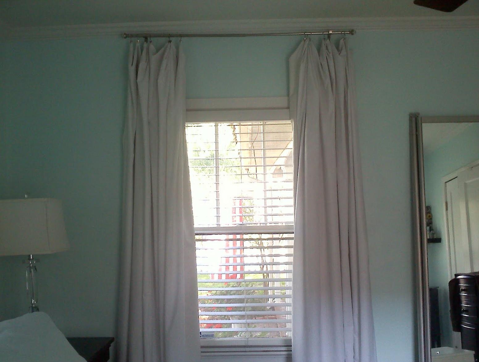 Ikea Blackout Curtains White Home Design Ideas
