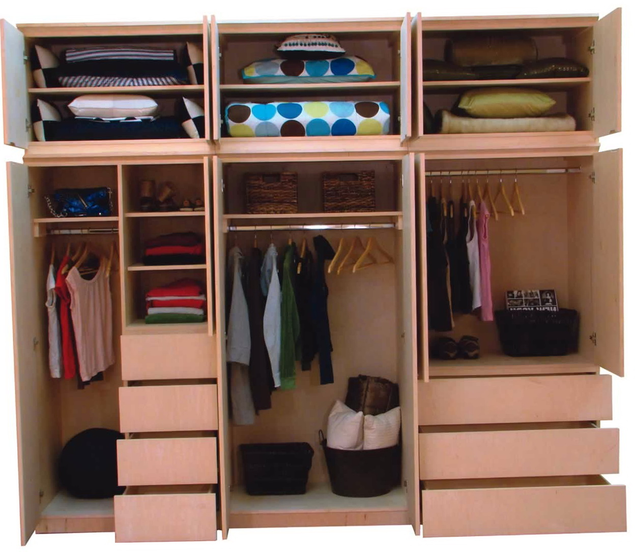 Ikea storage ideas for closet home design ideas for Ikea closet storage