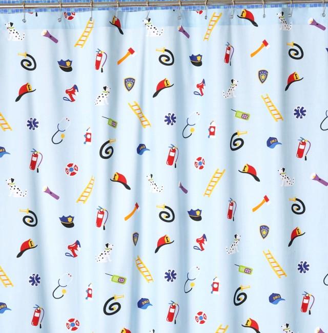 Kids Shower Curtain Designs