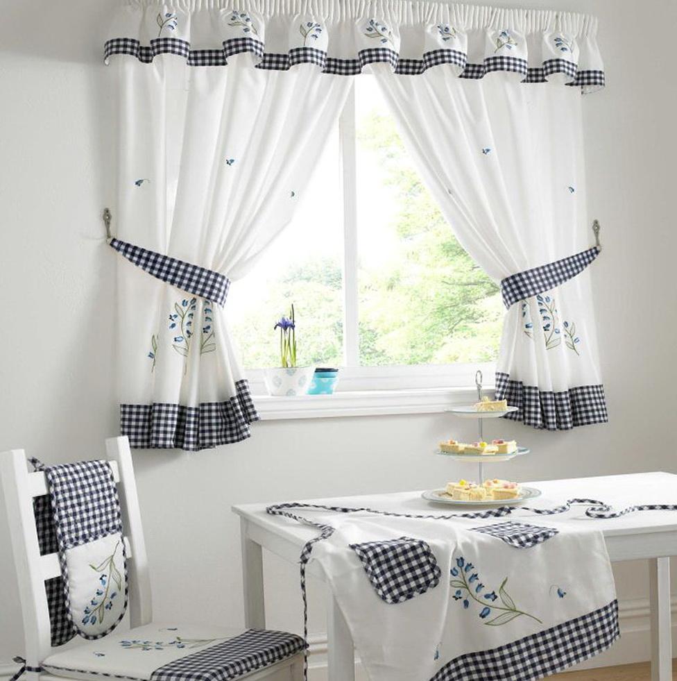 Kitchen Curtain Ideas Patterns