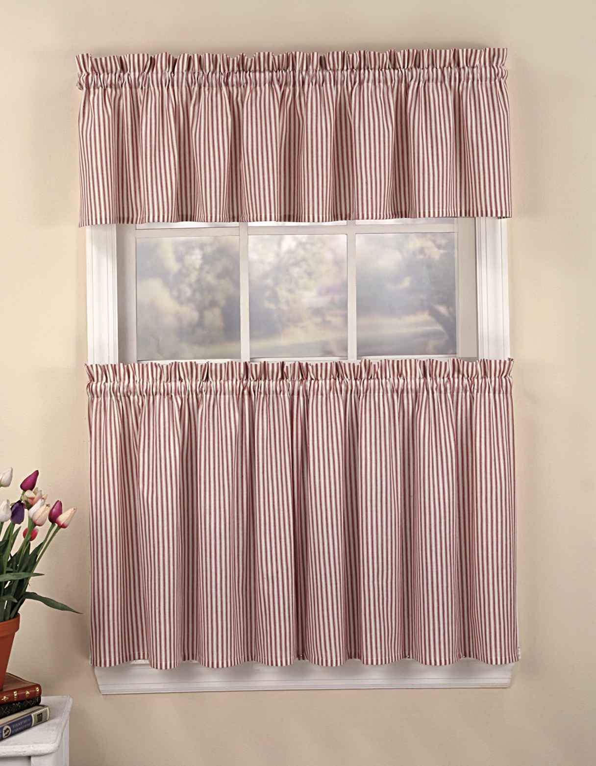 Kitchen curtain ideas photos home design ideas - Kitchen curtain designs gallery ...