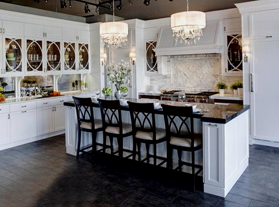 Small Kitchen Island And Dining Lighting