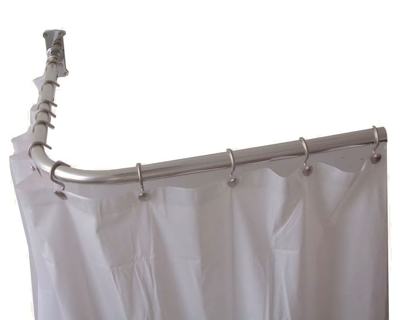 L Shaped Shower Curtain Rod Amazon Home Design Ideas